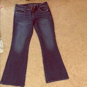 American Eagle Jeans 360 Super Stretch